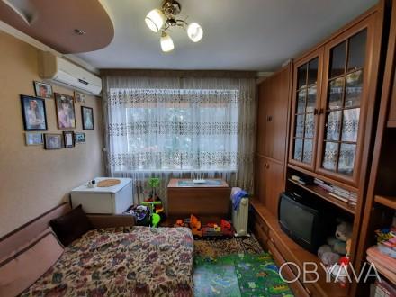 Продам комнату в общежитии район КСК ул.Ушинского  - 2-й этаж 5-ти этажного ки. КСК, Чернигов, Черниговская область. фото 1