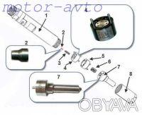 -Клапан форсунки DELPHI 28538389 оригинальний клапан идет только з таким номером. Львов, Львовская область. фото 9
