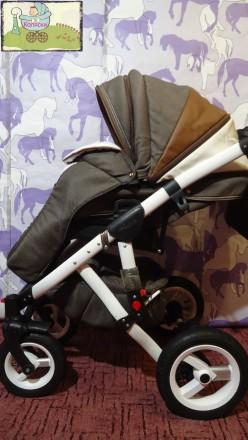 Новинка – стильная и удобная коляска Adamex Barletta. Данная модель для пр. Чернигов, Черниговская область. фото 6