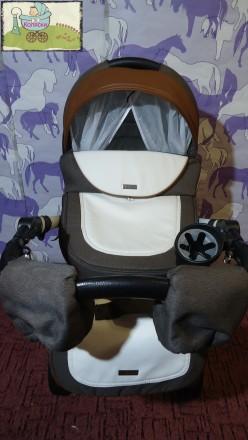 Новинка – стильная и удобная коляска Adamex Barletta. Данная модель для пр. Чернигов, Черниговская область. фото 5