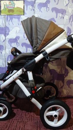 Новинка – стильная и удобная коляска Adamex Barletta. Данная модель для пр. Чернигов, Черниговская область. фото 8