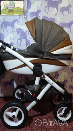 Новинка – стильная и удобная коляска Adamex Barletta. Данная модель для пр. Чернигов, Черниговская область. фото 1