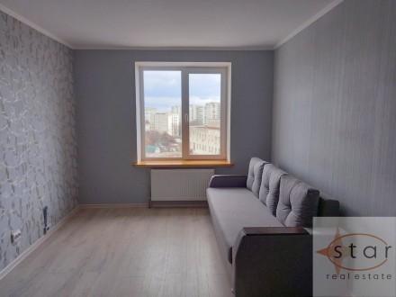 Здам 1-кімнатну квартиру з сучасним ремонтом на 8 поверсі 10-поверхового утеплен. Центр, Чернигов, Черниговская область. фото 5