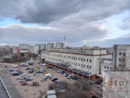 Здам 1-кімнатну квартиру з сучасним ремонтом на 8 поверсі 10-поверхового утеплен. Центр, Чернигов, Черниговская область. фото 12
