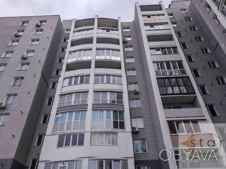 Здам 1-кімнатну квартиру з сучасним ремонтом на 8 поверсі 10-поверхового утеплен. Центр, Чернигов, Черниговская область. фото 1