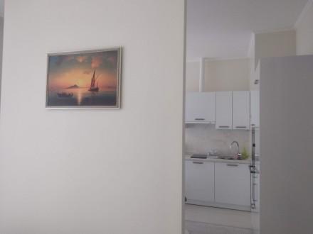 Сдаётся посуточно уютная 1комн. квартира с террасой в самом живописном районе Ар. Аркадия, Одесса, Одесская область. фото 6