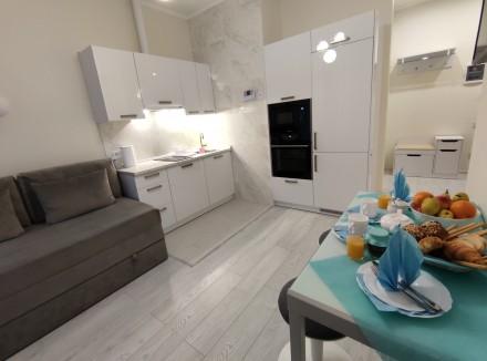 Сдаётся посуточно уютная 1комн. квартира с террасой в самом живописном районе Ар. Аркадия, Одесса, Одесская область. фото 5