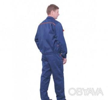 Рабочий модельный мужской костюм