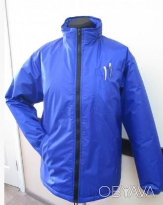 Куртка рабочая демисезонная, ветровка утепленная
