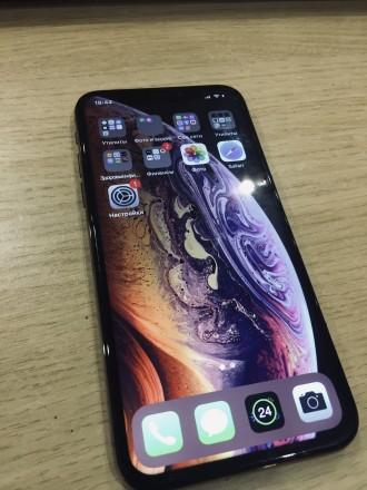 iPhone XS 64gb  Цена: 11500 гривен, такая цена, так как документы остались в Мо. Харьков, Харьковская область. фото 2
