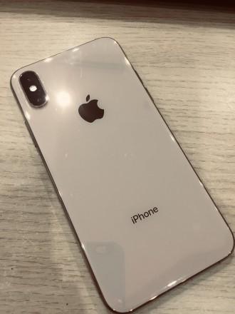iPhone XS 64gb  Цена: 11500 гривен, такая цена, так как документы остались в Мо. Харьков, Харьковская область. фото 3