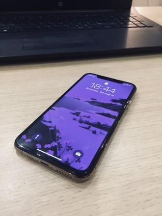 iPhone XS 64gb  Цена: 11500 гривен, такая цена, так как документы остались в Мо. Харьков, Харьковская область. фото 6