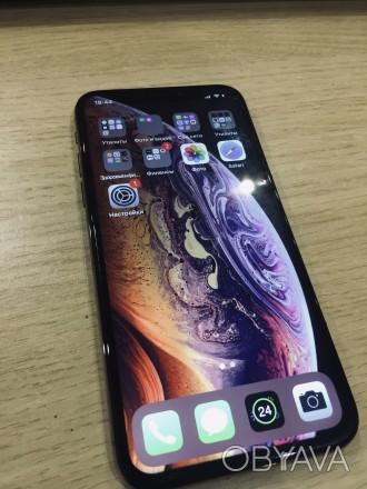 iPhone XS 64gb  Цена: 11500 гривен, такая цена, так как документы остались в Мо. Харьков, Харьковская область. фото 1