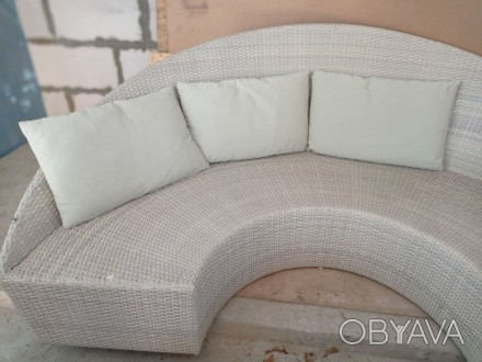 Подушки для садової мебелі