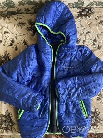 куртка на мальчика 8-10 лет