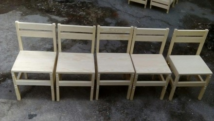 В данном заказе:  -высота общая 57 см -высота от пола до сидения 32 см -цена . Чернигов, Черниговская область. фото 4