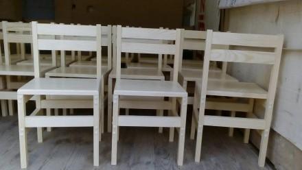 В данном заказе:  -высота общая 57 см -высота от пола до сидения 32 см -цена . Чернигов, Черниговская область. фото 2
