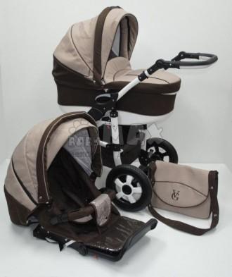 Продам коляску , у використанні була люлька 3 місяці . В комплекті дощовик , мо. Коростышев, Житомирская область. фото 7