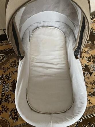 Продам коляску , у використанні була люлька 3 місяці . В комплекті дощовик , мо. Коростышев, Житомирская область. фото 5