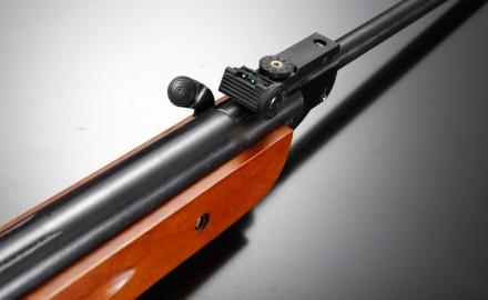 Пневматическая винтовка B2-4 (дерево) прицел 4х20 и 250 пулек в ПОДАРОК!!!  Цен. Николаев, Николаевская область. фото 3