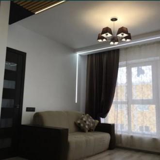 Продаю 1 к. квартиру в новобудові по вул. І.Багряного Квартира загальною площею . Луцьк, Волинська область. фото 3
