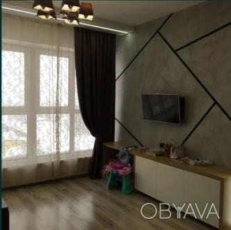 Продаю 1 к. квартиру в новобудові по вул. І.Багряного Квартира загальною площею . Луцьк, Волинська область. фото 1