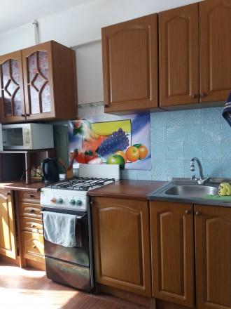 Інд.опалення, меблі, пральна машина, холодильник,м/х піч, телевізор. Квартира н. Бам, Тернопіль, Тернопільська область. фото 6