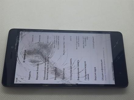 Смартфон б/у Xiaomi Redmi 3s 3/32GB #7994 - в ремонте вроде бы не был - экран р. Киев, Киевская область. фото 6