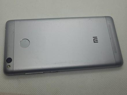 Смартфон б/у Xiaomi Redmi 3s 3/32GB #7994 - в ремонте вроде бы не был - экран р. Киев, Киевская область. фото 4
