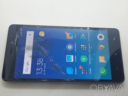 Смартфон б/у Xiaomi Redmi 3s 3/32GB #7994 - в ремонте вроде бы не был - экран р. Киев, Киевская область. фото 1
