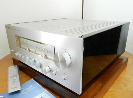 Продаю японский интегральный усилитель Yamaha A-S3000. количество каналов: 2, на. Новгород-Сіверський, Чернігівська область. фото 11
