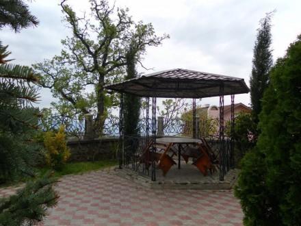 Продаётся элитный дом в Массандре (район Ялты) площадью 680м2. Дом после полной . Массандра, Ялта, Крым. фото 11