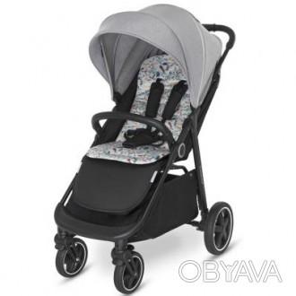Нова коляска,від фірми Baby Design !  Тип - прогулянкова коляска Вік дитини -. Львов, Львовская область. фото 1