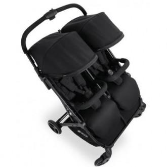 Компактна коляска для двійнят!  Стильний дизайн,який одразу впадає в око,легка. Львов, Львовская область. фото 6