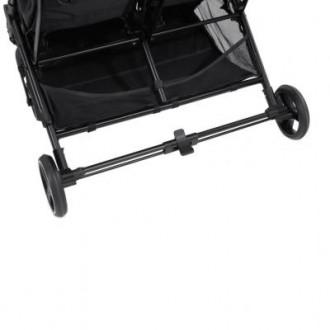 Компактна коляска для двійнят!  Стильний дизайн,який одразу впадає в око,легка. Львов, Львовская область. фото 8