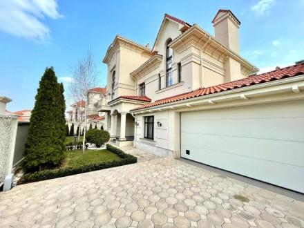 Эксклюзивная продажа  Новый элитный дом возле моря в Одессе  Престижный район . Большой Фонтан, Одесса, Одесская область. фото 2