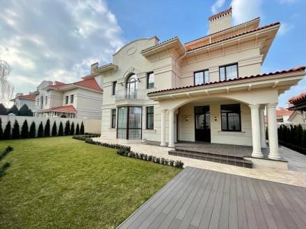 Эксклюзивная продажа  Новый элитный дом возле моря в Одессе  Престижный район . Большой Фонтан, Одесса, Одесская область. фото 9