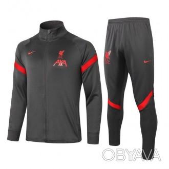 ЛИВЕРПУЛЬ Nike 2020-2021 Grey 125-135 см N12-24 (3131)