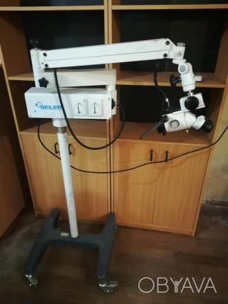 Seiler SSI-202/402 микроскоп стоматологический - высокоточное операционное обору. Днепр, Днепропетровская область. фото 1