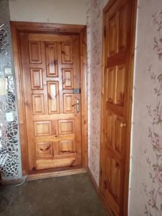 1-комн. квартира в отличном жилом состоянии.  Большая площадь квартиры 34 кв.м. Шерстянка, Чернигов, Черниговская область. фото 7