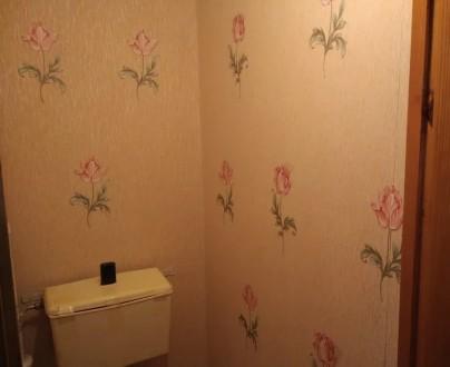 1-комн. квартира в отличном жилом состоянии.  Большая площадь квартиры 34 кв.м. Шерстянка, Чернигов, Черниговская область. фото 9