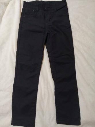 Школьные штаны. Джинсовые на мальчика с утягуешей резинкой если мальчик худеньки. Днепр, Днепропетровская область. фото 6