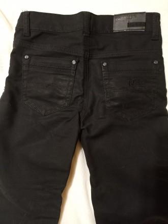 Школьные штаны. Джинсовые на мальчика с утягуешей резинкой если мальчик худеньки. Днепр, Днепропетровская область. фото 3