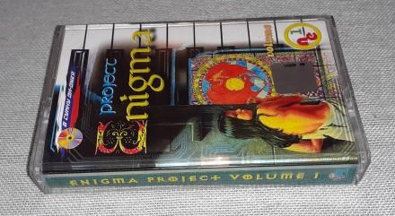 Продам Кассету Enigmania Project. - Volume 1 Состояние кассета/полиграфия VG+/V. Харьков, Харьковская область. фото 4