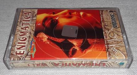 Продам Кассету Enigmatica - Vol.I Состояние кассета/полиграфия VG+/VG+ Коробка. Харьков, Харьковская область. фото 4