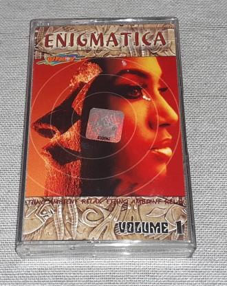 Продам Кассету Enigmatica - Vol.I Состояние кассета/полиграфия VG+/VG+ Коробка. Харьков, Харьковская область. фото 2