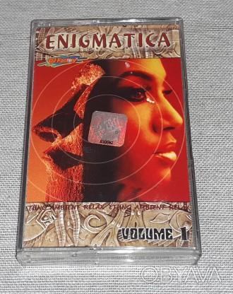 Продам Кассету Enigmatica - Vol.I Состояние кассета/полиграфия VG+/VG+ Коробка. Харьков, Харьковская область. фото 1