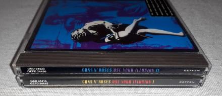 Фирменнe Guns N' Roses - Use Your Illusion I & II  Продам Фирменныe С. Харьков, Харьковская область. фото 6