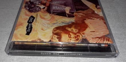 Продам Фирменный СД Green Day - Insomniac Состояние диск/полиграфия NM/VG+ - . Харьков, Харьковская область. фото 6