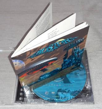Продам Фирменный СД Boston - Greatest Hits Состояние диск/полиграфия VG+/VG+ -. Харьков, Харьковская область. фото 5
